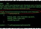 让nginx支持.htaccess文件实现伪静态的方法