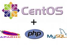 CentOS 6.4安装配置LAMP服务器(Apache+PHP5+MySQL)